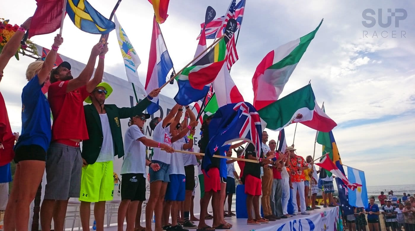 ISA-Stand-Up-Paddle-World-Championship-opening-ceremony-Sayulita-Mexico