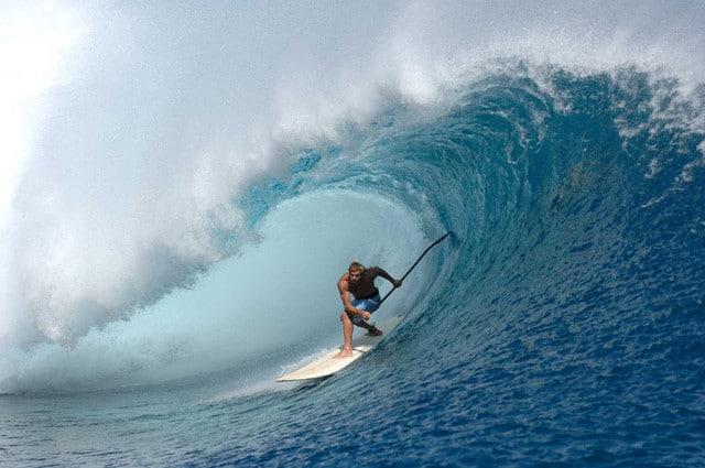 Hogyan szörfözzünk SUP deszkával?