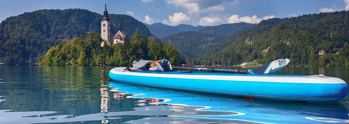 SUP-os helyek a világban: 3. rész Szlovénia (Bledi-tó, Bohinji-tó)