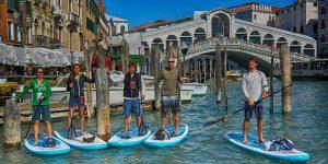 SUP-os helyek a világban – 5. rész Velence