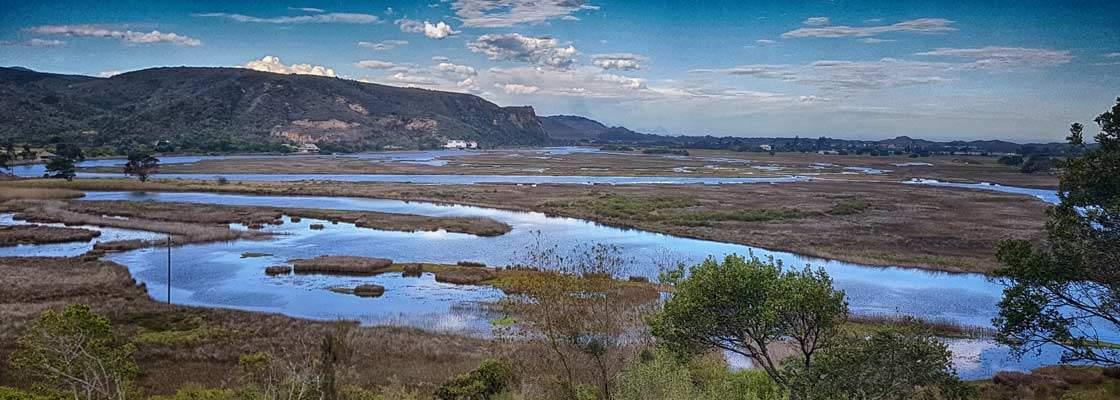 SUP-os helyek a világban – 6. rész Garden Route, Dél-Afrika
