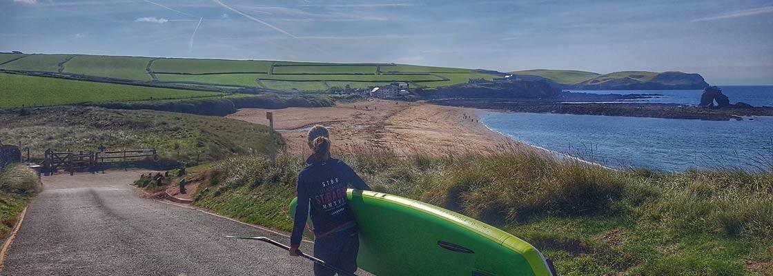 SUP-os helyek a világban – 7. rész Devon (Délnyugat-Anglia)