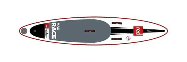 RED  Paddle Co.10'6 Max Race