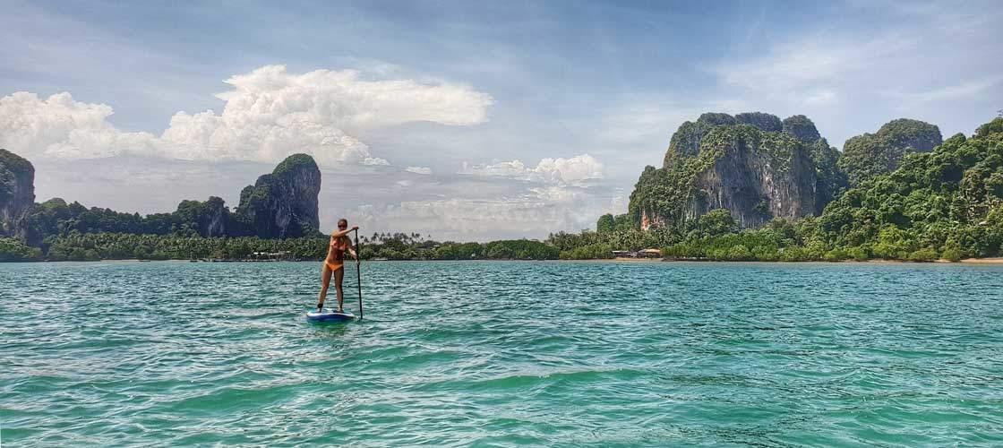 SUP-os helyek a világban – 8. rész Thaiföld – SUP túra