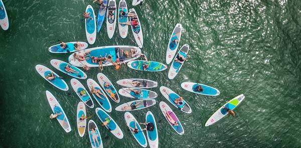 SUP equipment hire