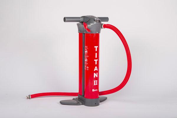 red titan pumpa 2