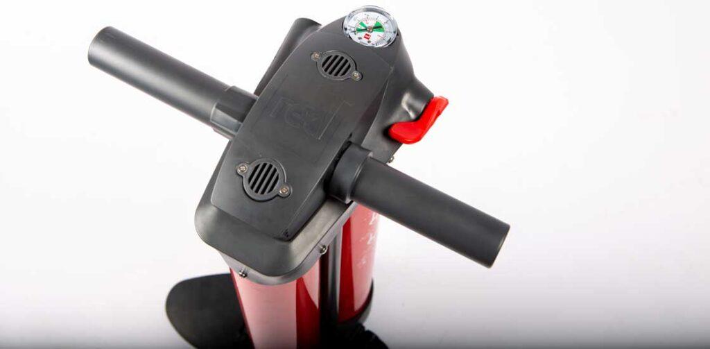 Red Titan pumpa 2 - A világ legjobb SUP pumpája