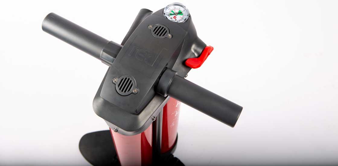 A világ legjobb SUP pumpája – RED TITAN II