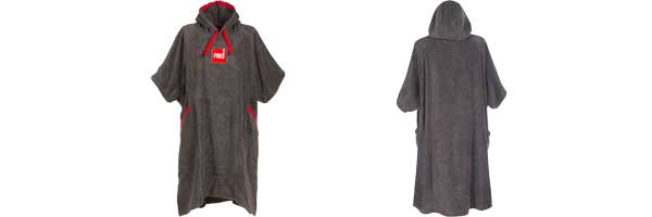 Red Original poncho